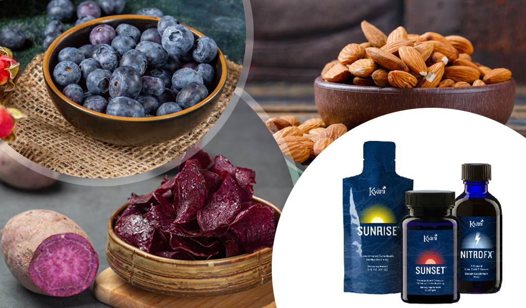 Top 4 Foods and Nutritional Products to Boost Your Endurance